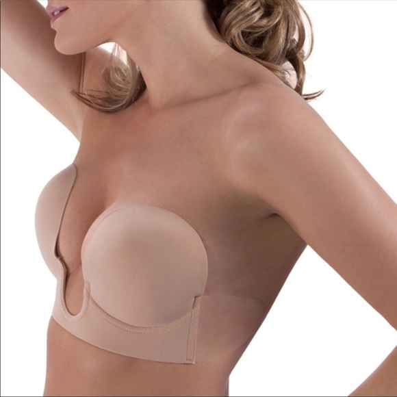 de577299272ab Fashion Forms Other - FASHION FORMS U Plunge Backless Strapless Bra